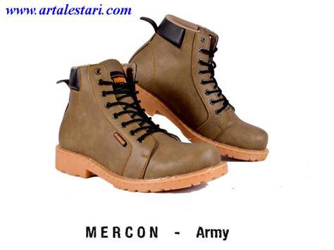 Sepatu Boots Hamm3r Mercon sepatu boot pria iseverythingonline