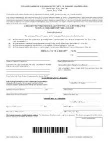 free contractor forms templates best photos of free contract agreement forms free