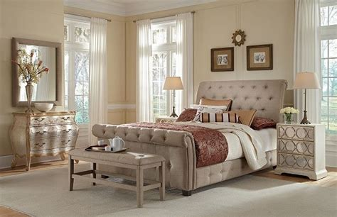 Maison Sand Bedroom Collection Value City Furniture Maison Bedroom Furniture