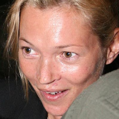 35 Shocking Pictures Of Without Makeup by 20 Kate Moss 35 Shocking Pictures Of