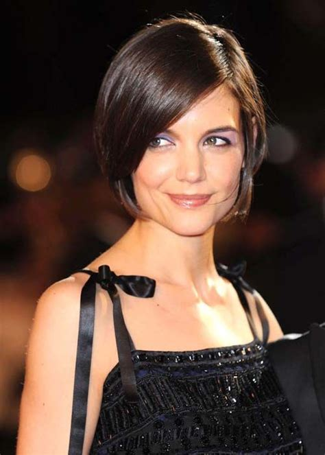 pictures of a line cuts with side swept bangs 1000 images about bob cut on pinterest