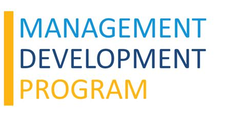 Leadership Development Program Mba by Image Gallery Management Development