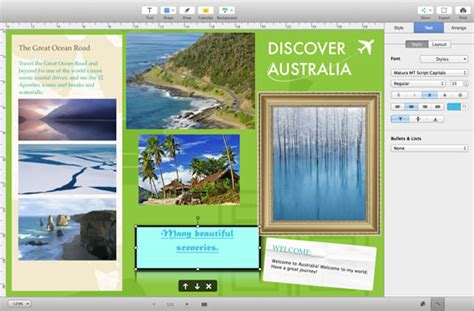 How To Make An Engaging Travel Brochure With Beautiful Travel Brochure Maker Free