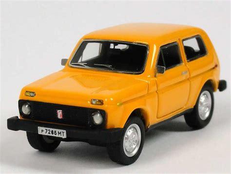 Lada Niva Models 1 87 Lada Niva 2121 Orange Neo Scale Models 87256 Ebay