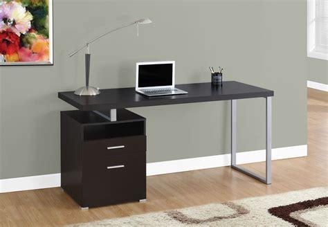monarch computer desk cappuccino cappuccino 60 quot computer desk from monarch coleman furniture