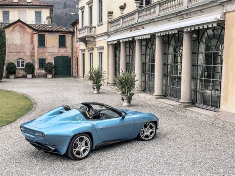 my disco volante the alfa romeo disco volante spider is a stunning