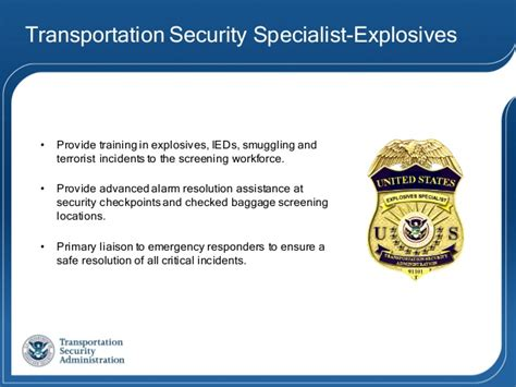 Tsa Background Check Locations Transportation Security Administration Quot Tsa 101 Quot