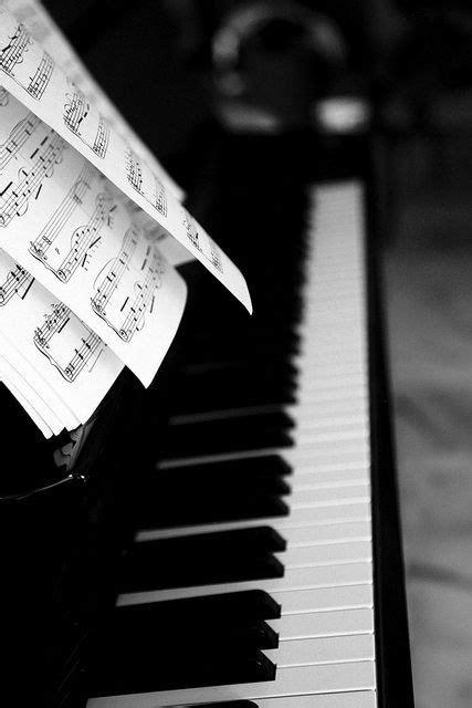 Imagenes de pianos para fondo de pantalla Teclado de piano