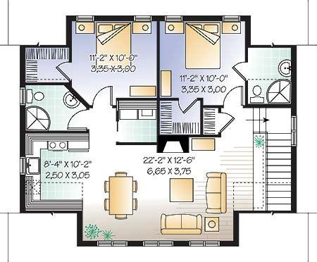 in law apartment floor plan planos ii pinterest plano casa colonial dos pisos buscar con google planos