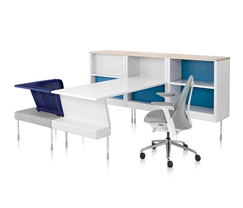 Herman Miller Office Desks Office Landscape Individual Desks From Herman Miller Architonic