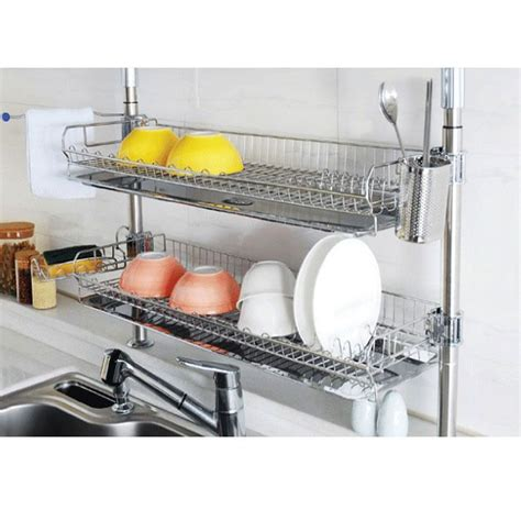 kitchen sink rack 17 best ideas about dish drying racks on space