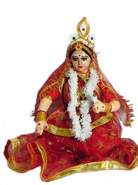 Handmade Indian Dolls - indian brides and dolls on