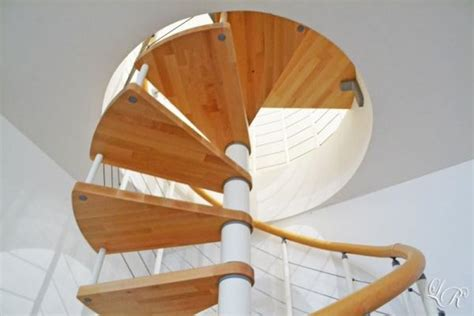 scale interne a chiocciola progettare una scala a chiocciola