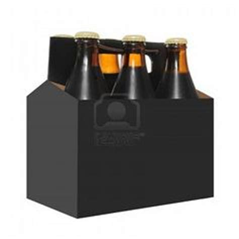 6 Pack Carrier Template by 4 Pack Carrier Template With Auto Bottom Packaging