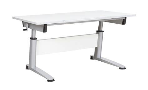 Verstellbarer Schreibtisch by Falko Schreibtisch Verstellbar Paidi M 246 Bel Letz