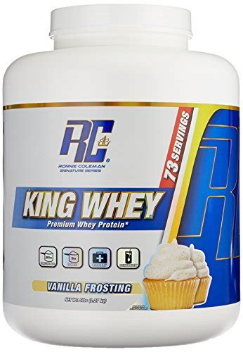 Ronnie Coleman Creatine 300 Gram ronnie coleman signature series king whey leading whey