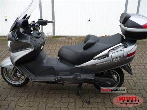 2008 Suzuki Burgman Suzuki Burgman 650 Exec 2008 Specs And Photos