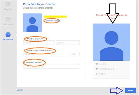 cara membuat akun google lebih dari 1 langkah mudah membuat akun google plus