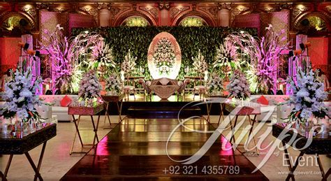tulips event   best wedding planner, Walima stage