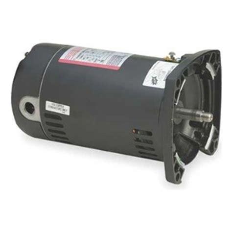 ao smith pool motors sq1072 48y frame 3 4 hp square flange pool motors on