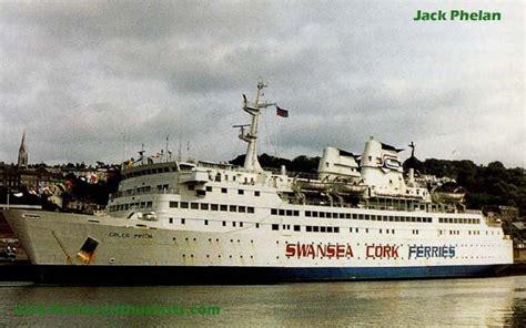 swansea cork ferries irish ferries enthusiasts