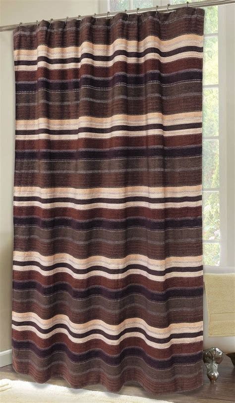 Western Fabric For Curtains 17 Best Images About Southwest Bathroom On Pinterest Western Shower Curtains Southwest Style