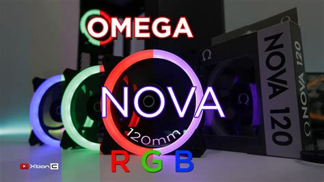 Cube Gaming Aura Rgb 3xdouble Ring Fans Wireless Remote vlog omega rgb 120mm ring fan led demo tagalog