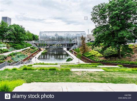 The Myriad Botanical Gardens In Downtown Oklahoma City At Myriad Botanical Gardens Oklahoma City