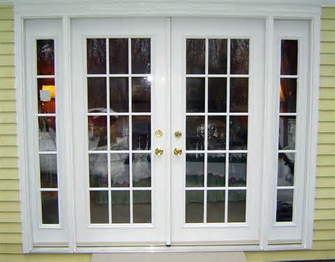 Pictures of Pella French Doors Exterior For Sale