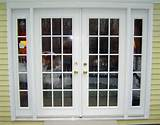 Fiberglass Exterior French Doors Photos