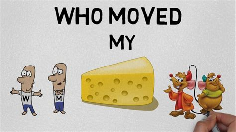 who moved my cheese book report how to deal with changes in work and who