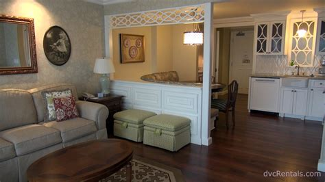 Disney Club 2 Bedroom Villa Floor Plan - disney club 2 bedroom villa floor plan