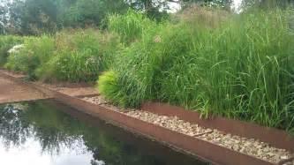 Landscape Edging With Holes Christopher Bradley Garden Design Eye