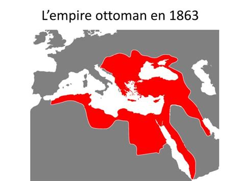Empire Ottoman Chronologie by Ppt Seminaire Culture Arabe Powerpoint Presentation Id