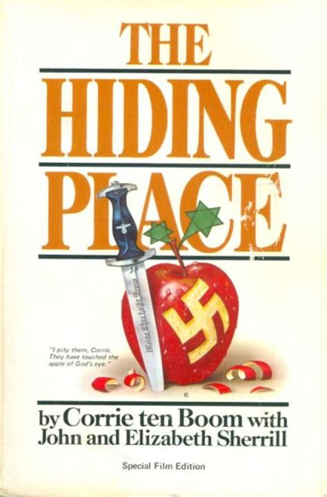 the place books corrie ten boom hiding place 9780912376011 on