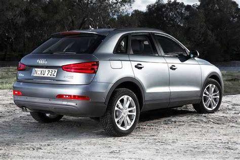 Audi Q3 2 0 Tdi Quattro Review by Review Audi Q3 2 0 Tdi Quattro S Tronic Review And
