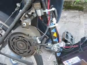 bicicletta elettrica fai da te