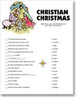 Printable christmas party games and free christmas holiday activities