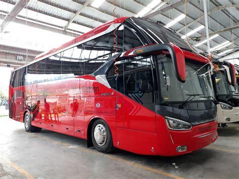 berbagi info ilmu kehadiran chasis buatan sks bus