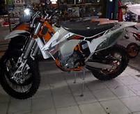 Motor Trail KTM