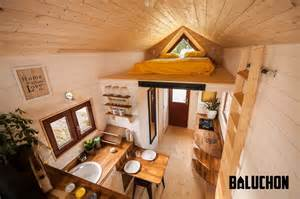 House Interior Design Pictures For Small Houses The Odyssee From Baluchon Tiny House Town