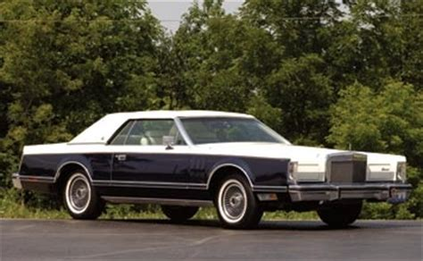 most comfortable riding car 1979 lincoln continental mark v bill blass edition the