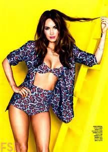 Megan fox cosmopolitan magazine august 2014 issue