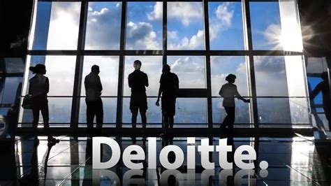 Big Four To Top Mba by Deloitte Expands Business In Central Europe To Digital And
