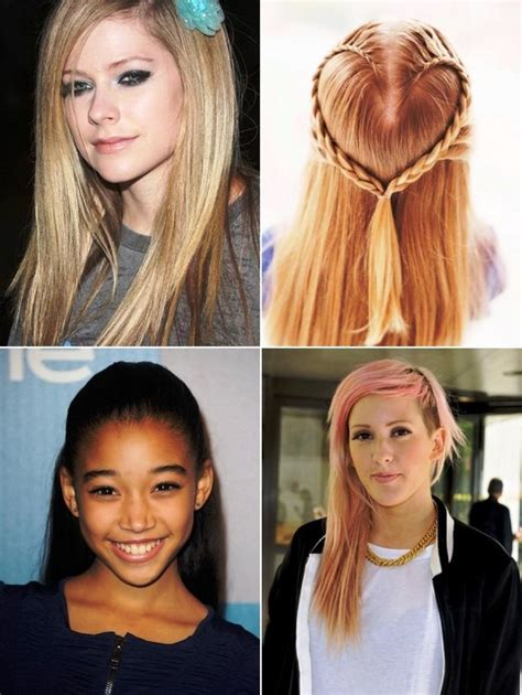 awesome back to school hairstyles school hairstyles tumblr fade haircut