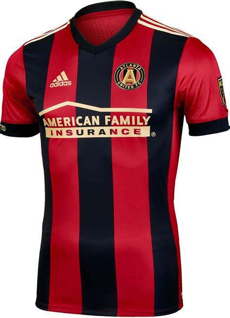 adidas atlanta united authentic home jersey