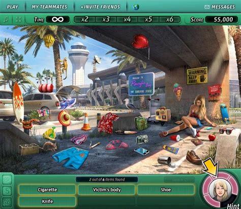gioco criminal criminal pacific bay giochi di oggetti nascosti