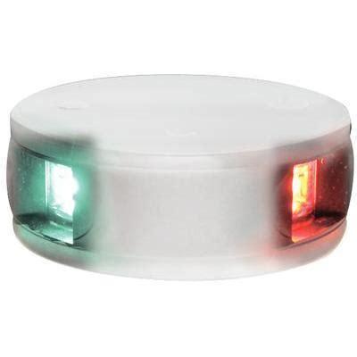 aqua signal bow light aqua signal hideaway bi color navigation light wire