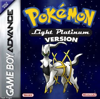 pokemon mega light platinum pok 233 mon light platinum espa 241 ol gba mega gratisjuegos