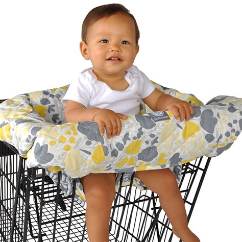 raharjo baby shopping chart baby shopping cart high chair cover by balboa baby